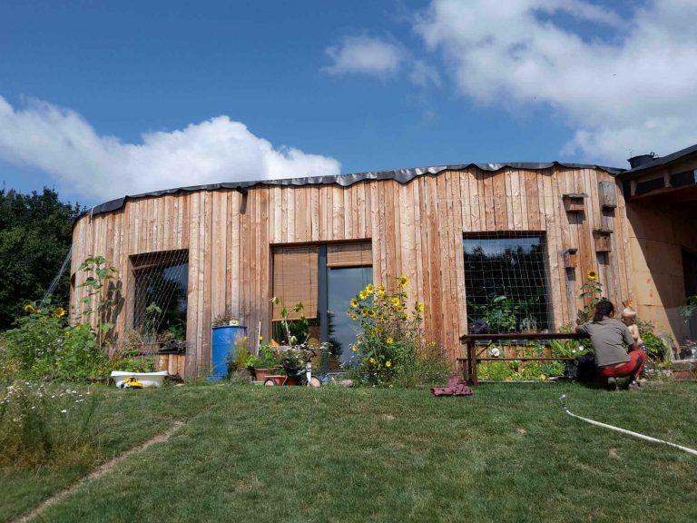 prírodný dom